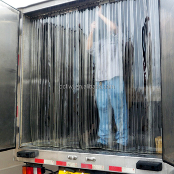 Pvc Strip Gordijn Pvc Plastic Transparant Gordijn Dunne Pvc Vel ...