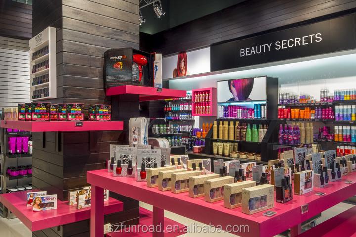 Morden Cosmetics Shop Decoration/cosmetic Shop Furniture/cosmetic ...