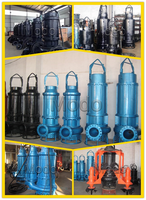 Coal Water Float Switch Submersible Slurry Pump Price - Buy ...