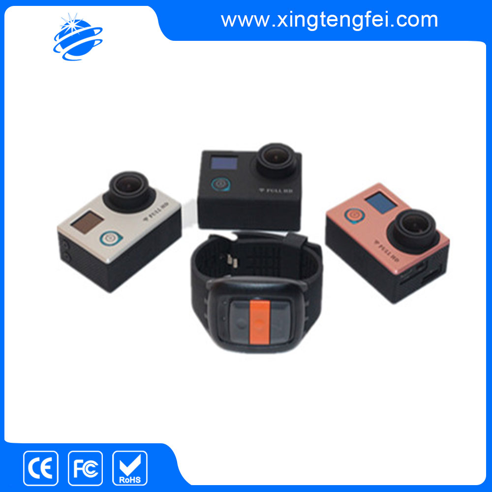 Factory Supplier sports Action Camera Camcorder With Long-term Service