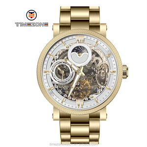 2018 solid bracelet stainless steel case eta automatic watches