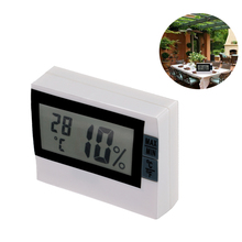 OEM Good Quality Digital Temperature and Humidity Controller Thermo Hygrometer Electronic Mini Type