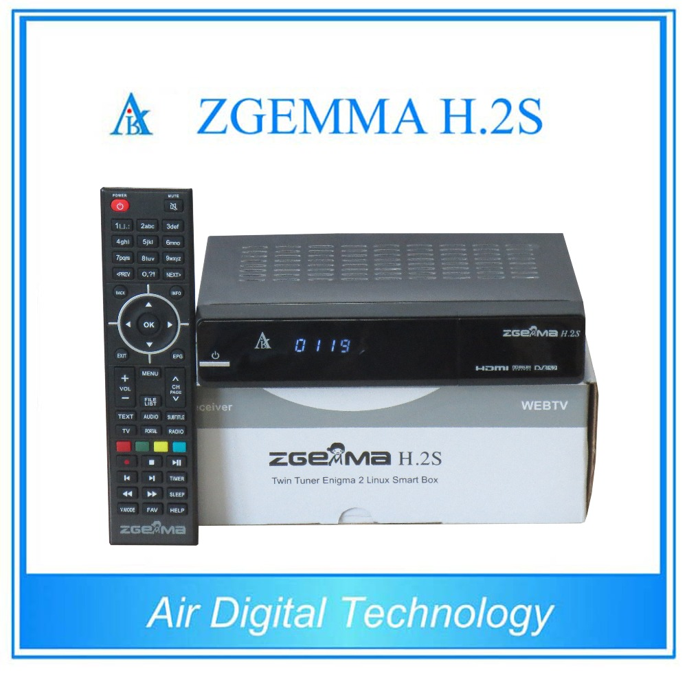 Download Satellite Receiver Software With Dual Core Zgemma H   2s Twin  Tuner Dvb-s/s2 Satellite Receiver Zgemma H2s Stock - Buy Zgemma  H2s,Download