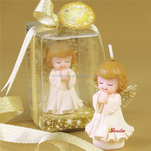 angle baby carve candle