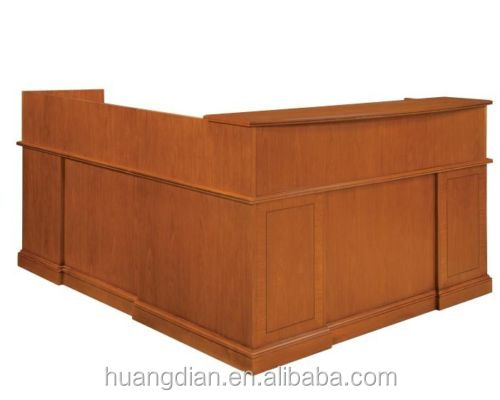 Classic design cheap price reception desk for sale