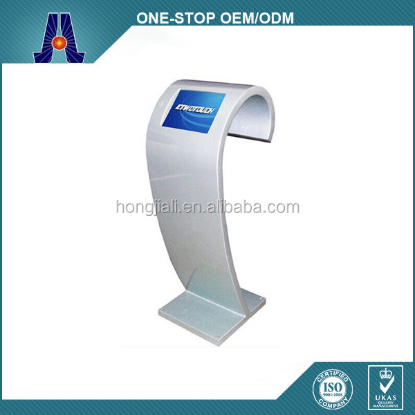 standard touch screen kiosk with dvd function,retail kiosk with dvd function (HJL-2023)