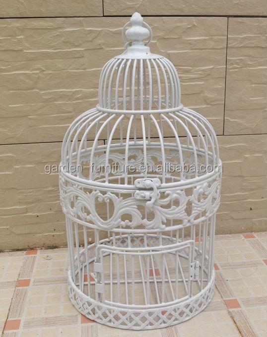 Wrought Iron Handicraft Round Vintage Antique Manufacture ...