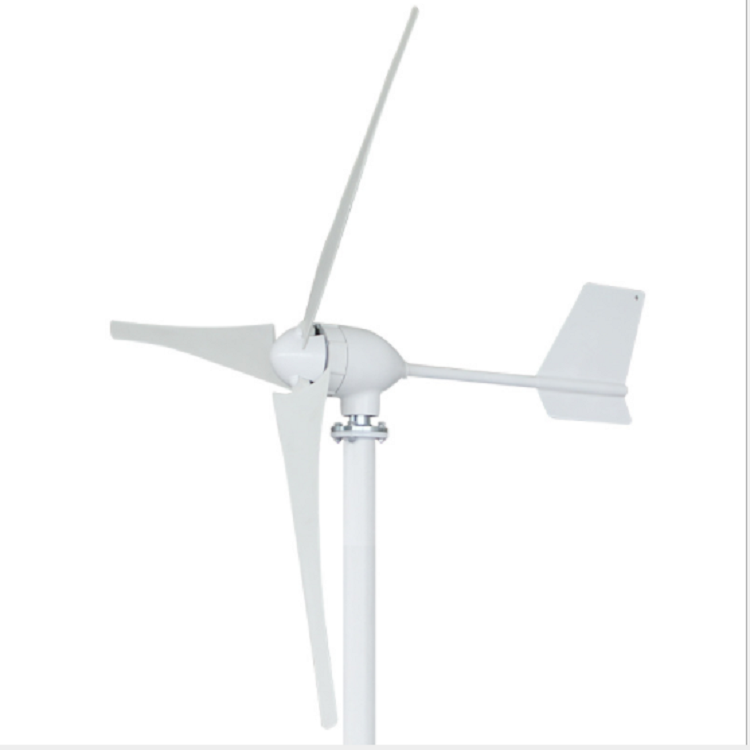 Factory direct 500w small horizontal axis wind turbine