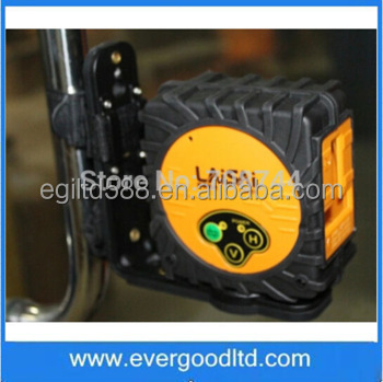 Laisai LS608 Laser Level 2 Line Cross Laser Line Electronic Auto Selfleveling Laser Level Tools