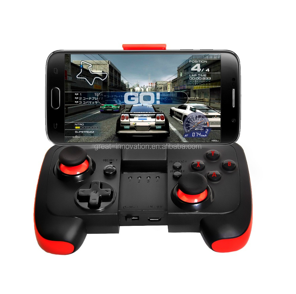 Factory Price Wireless BV 3.0 Joystick/Game <strong>Controller</strong> for Smart Phone Android & IOS