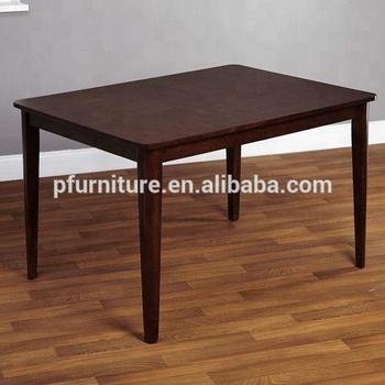 Pfd82750 Simple Sala Clarissa Mesa Cuadrada - Buy Mesa De Comedor ...