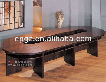 Sale Well Oval Shape Table For Meeting Furniture Cable Management - Conference room table cable management