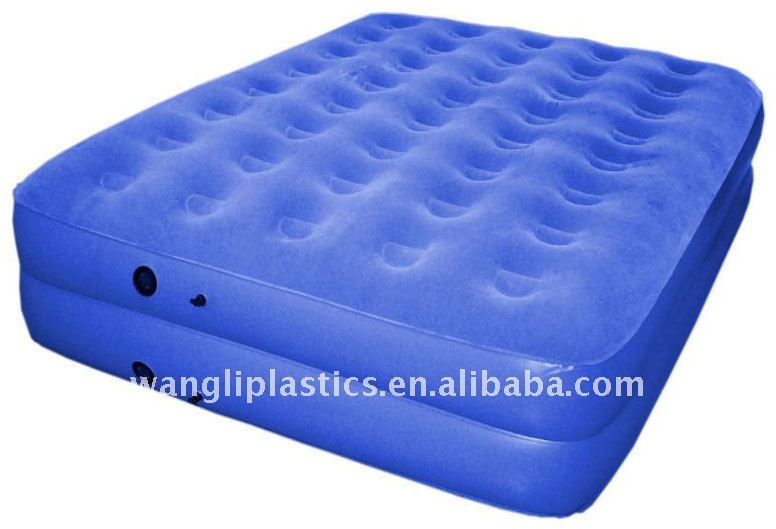 TWO LAYER AIR BED