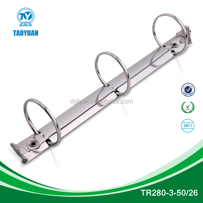 Alibaba China Suppliers 3 Ring Binder Clip,Metal Book Binder Rings ...