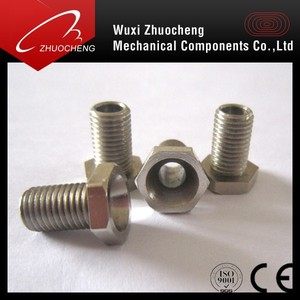 Hollow screw made in China