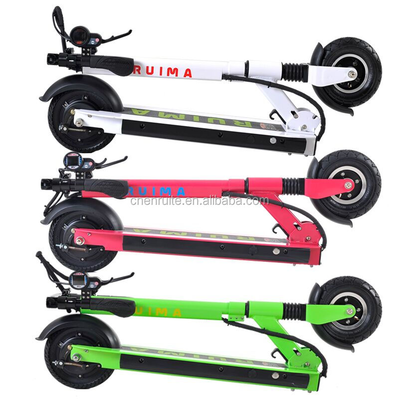 2017 foldable Favor mobility Speedway Mini Cheap adults off road folding electric Hub Motor scooter Parts for adult China