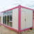 prefab tiny homes/french granny tube/mobile houses/40 feet container house
