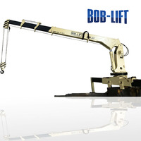 small 6.3 ton telescopic truck boom mounted crane specification