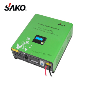 Micro Solar Inverter Micro Control Pwer Inverter With Pure Sine Wave Battery Charger Must Solar Inverter