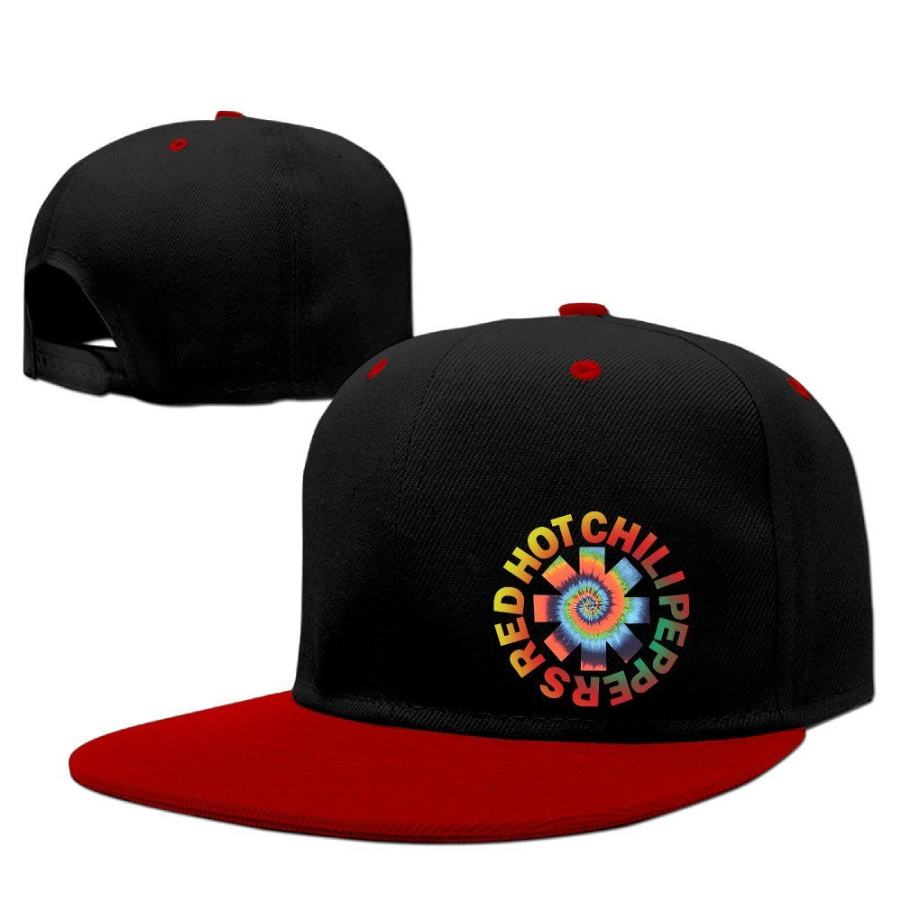 Fitted Cotton Baseball Caps Hat Red Hot Chili Peppers