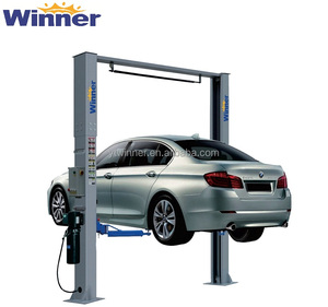 W6140E Durable Used Car Lift for Sale