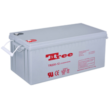 Factory Directly rechargeable lead acid battery 12v 200ah