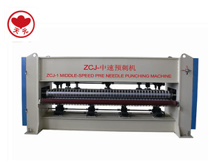 ZCJ-1 High Speed Needle Punching Machine