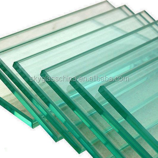 Quality 6mm 8mm 10mm 12mm 15mm Toughened Glass Tempered Glass Price m2 19mm