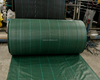 Dark green landscape agriculture cover weed control fabric mat