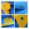 3.9mL x 2.1mW (8 persons) inflatable aqua game water play banana boats