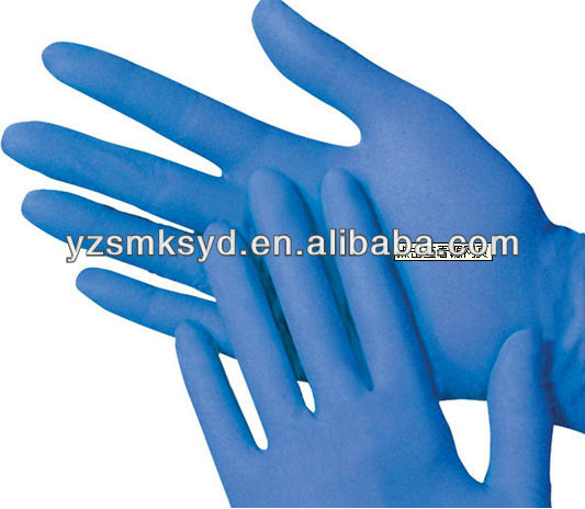 wholesale medical supplies Latex surgical medical gloves