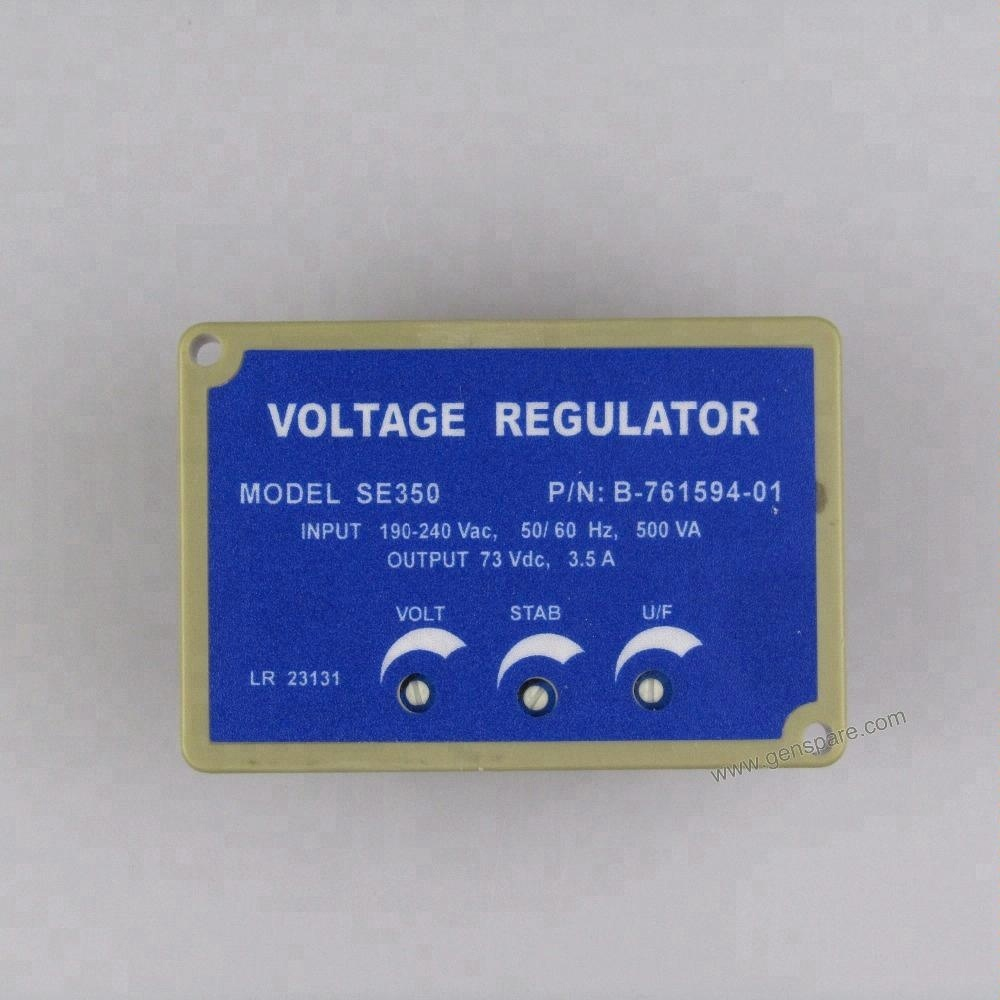 Se350 Voltage Regulator Avr Suppliers 3 Phase Generator Wiring Diagram And Manufacturers At