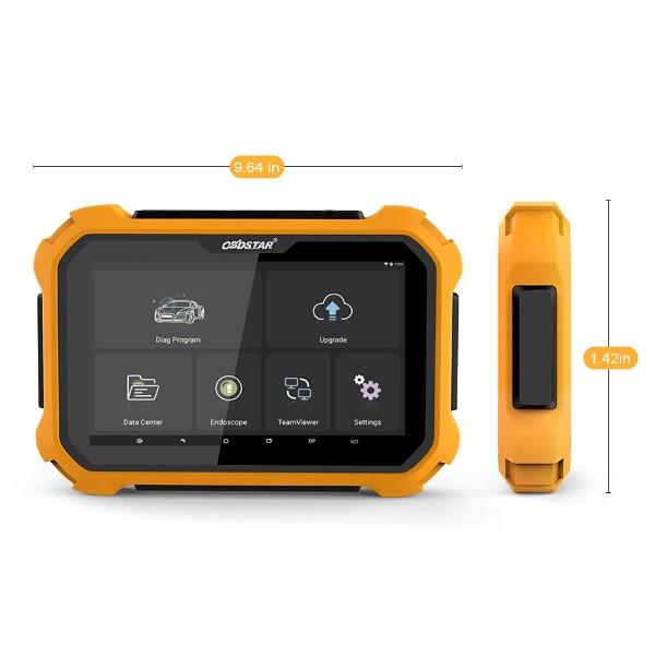 Original OBDSTAR X300 (DP) 은 PLUS Auto 키 프로그래머 태블릿 이모빌라이저 키 Master (DP) 은 OBD2 Automotive-Buy7days Tool All 키 Lost ECU