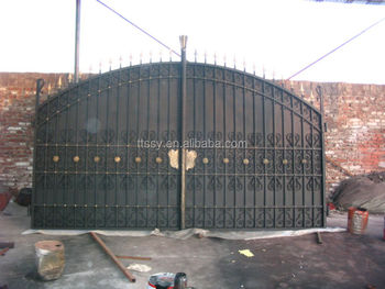 Gate Gate And Grill Casting Gate Color Design