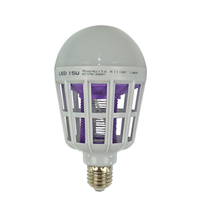 Best seller led lamp 5W E27 B22 220V 6500K dual use both lighting and anti mosquito killer bulb