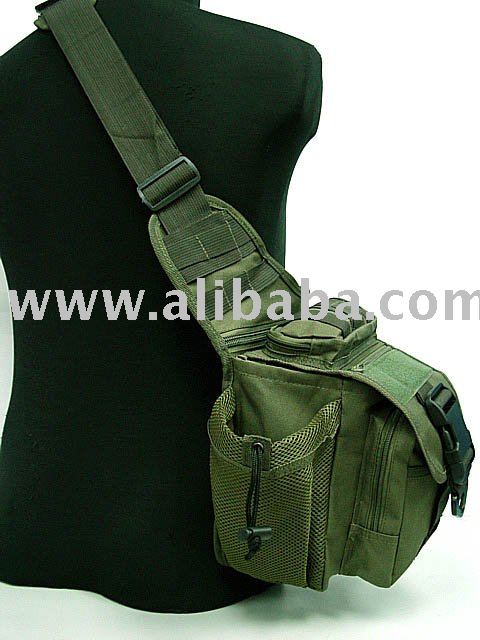 Tactical Utility Shoulder Pack Carrier Bag Pouch