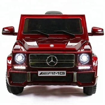 New Licensed Mercedes Benz G65 Toys Cars Electric Baby Remote Control Kids Car Toy