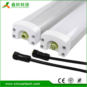 30W 40W 60W 80W Waterproof Industrial Dust Proof linear triproof led light ip65