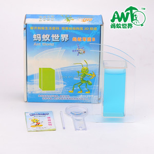 New funny gifts novelty toy animal world ant works