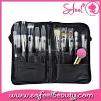 22piece cosmetic brush bag makeup brush equipment belt for women makeup salon