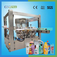 Good Price KENO-L218 Full automatic labeling machine for 10ml hologram vial label