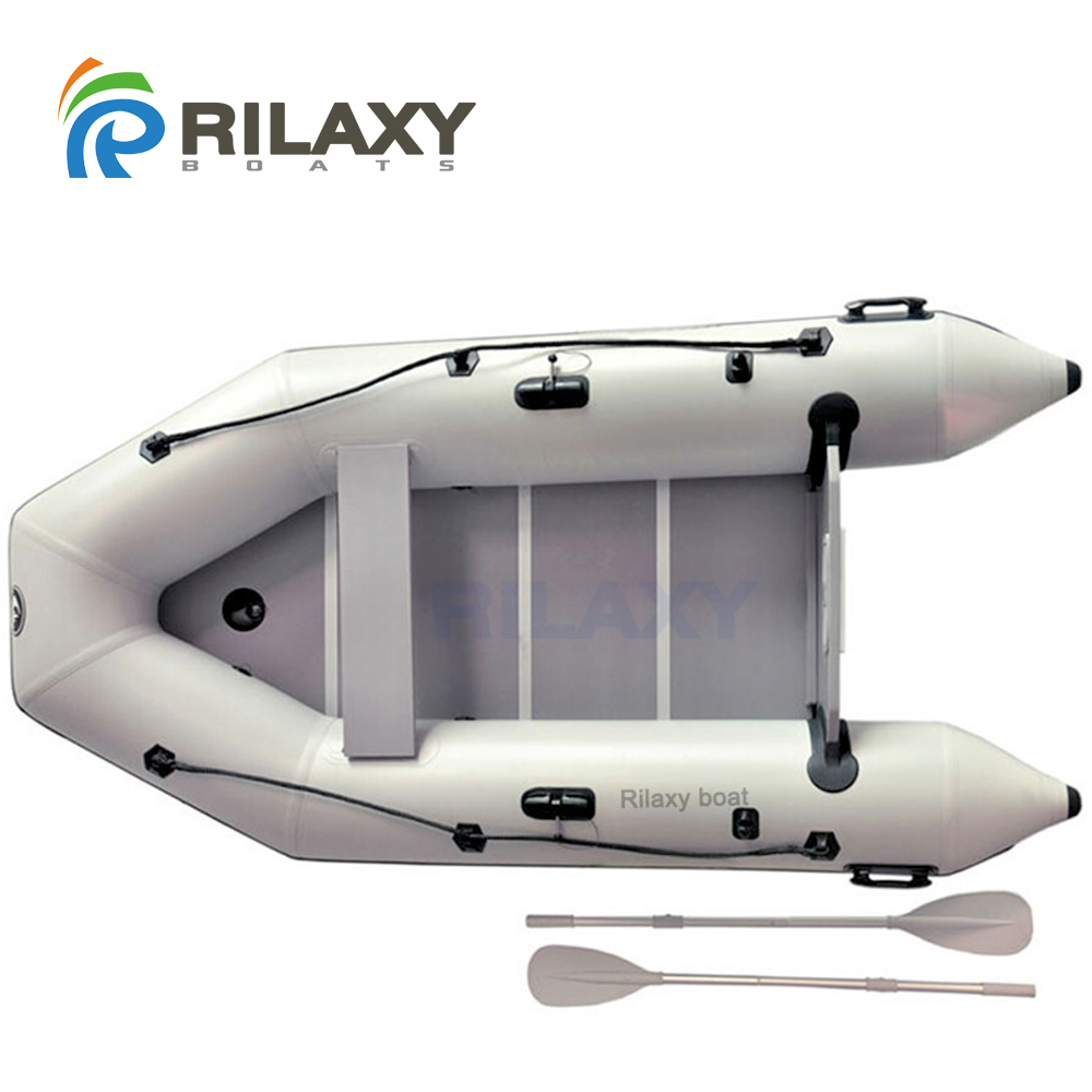 RILAXY China Factory Price Rubber Boat, Inflatable PVC Boat on 3 years' warranty