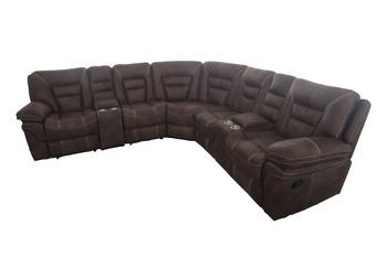Latest Design Furniture Home Leather Sofa Recliner Corner Sofa ...