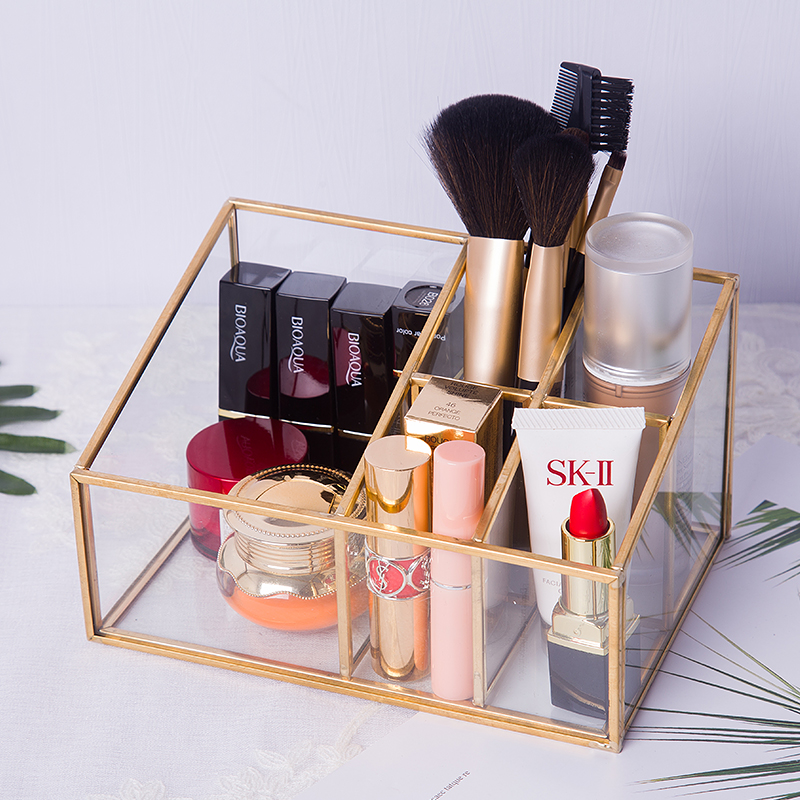 wholesale professional beauty big mini cheap clear oem large cosmetic organizer set kit  vanity customized makeup box