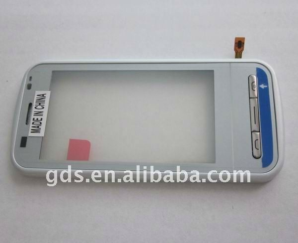 C6 digitizer lcd touch screen lens
