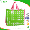 OEM production recyclable virgin material luxury shopping bags