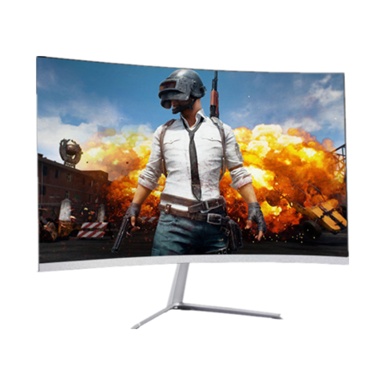 Curved led monitor 144hz 24 Inch OEM 144Hz 1ms  curved Gaming PC Monitor