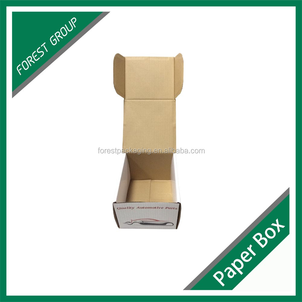 TRADE ASSURANCE BROWN PAPER GIFT PACKAGING BOX