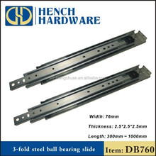 Heavy Duty 200kgs Load Drawer slide Supplier