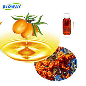 Bulk Wholesale Price hot selling high quality Organic Seabuckthorn Seed Oil